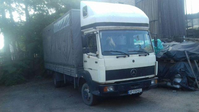 Mercedes - Benz 814, хорошее рейсовое состояние, автономка, спальник