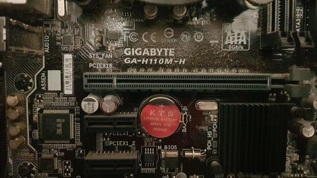 Продам системный блок H110 платформа,  Pentium G4400(6-e)