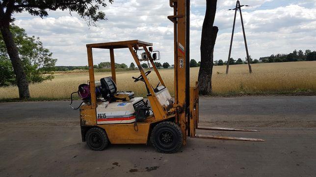 Wózek widłowy Komatsu FG15