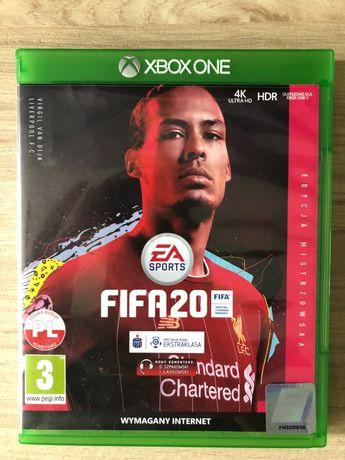 Fifa 20 / Xbox One X / Gry
