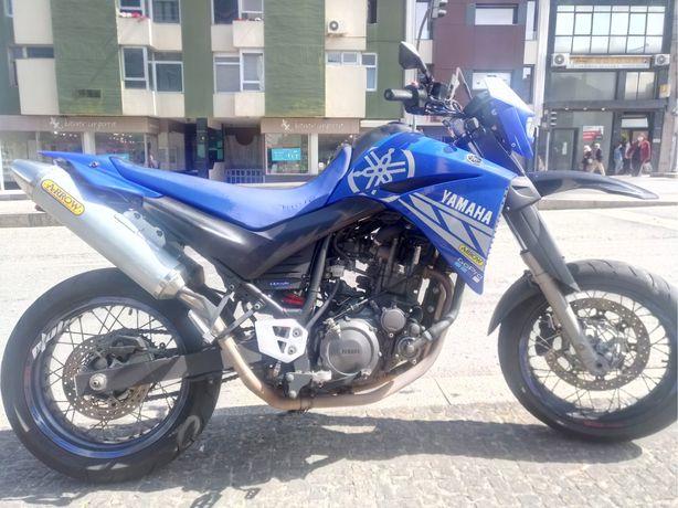 Yamaha Xt 660x super motard