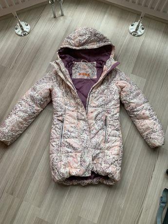Куртка зимняя детская Спортмастер 7-9 лет