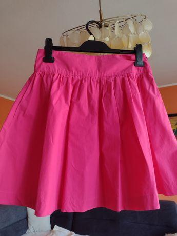 Spódniczka różowa mini
