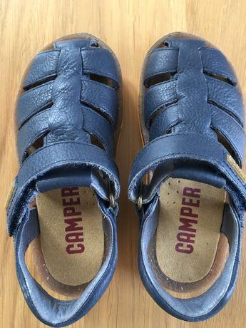Skórzane sandały Camper, rozm. 26