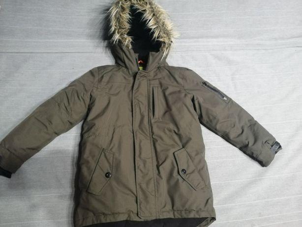 kurtka zimowa dziecięca 9 lat 134 cm - NEXT