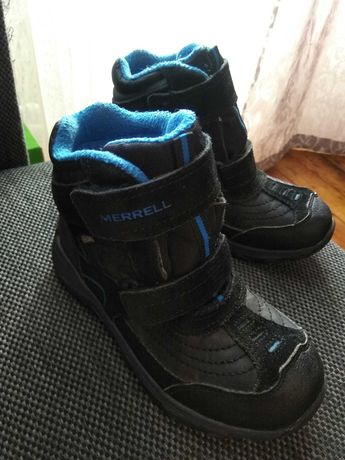 MERRELL, Термосапоги , сапожки , ботинки