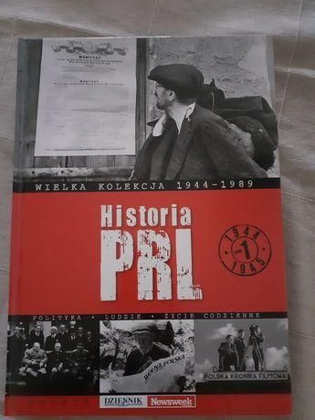 HISTORIA PRL, tomy 1,8,9,10