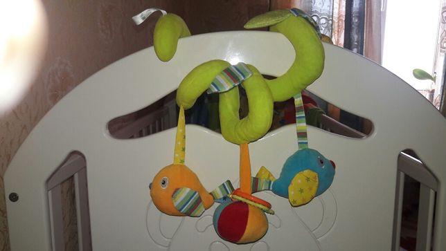 Игрушка babyone на кроватку, коляску