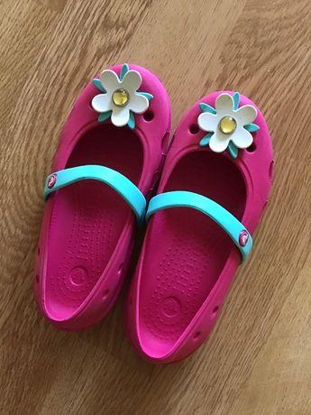 Туфлі Crocs для дівчинки
