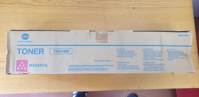 Konica Minolta Toner TN314M oryginał Konica Minolta C353