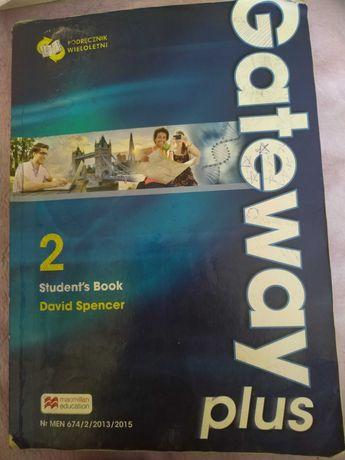 Gateway plus 2. David Spencer. Podręcznik wieloletni.
