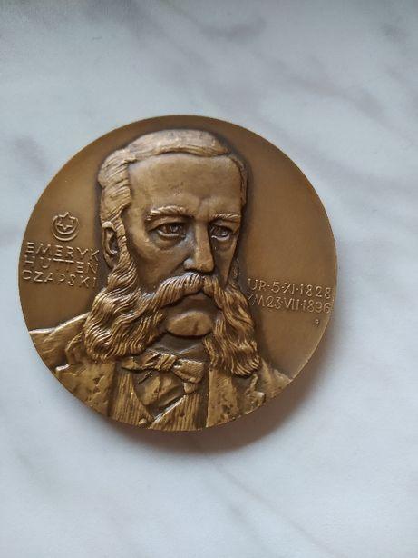Medal Emeryk Czapski