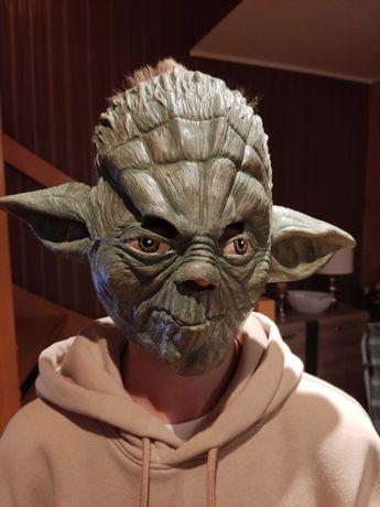 Maska Yody na Halloween