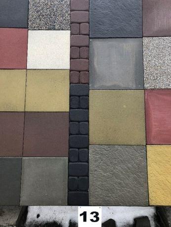 Тротуарная плитка в наличии Плита (стенд 12-13) Днепр