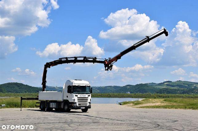 Scania G420  Pk 27002 + Jib Pj060 + Pilot / 6x4
