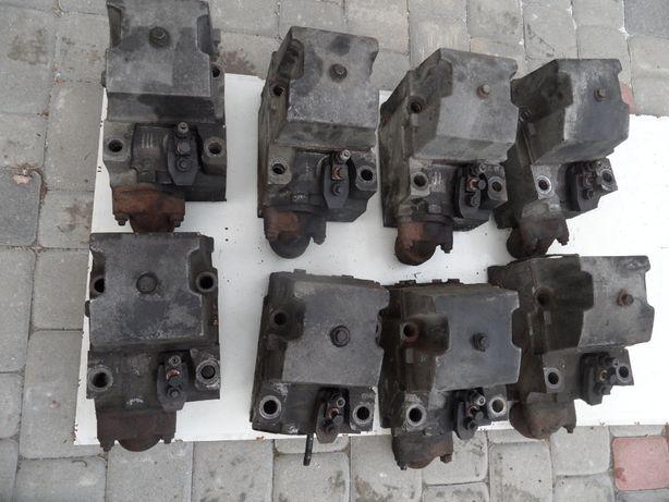 Kamaz blok silnika wał korbowy sprzęgło głowice pompa