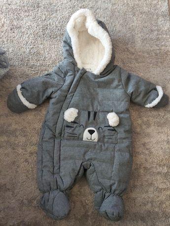 Fato cobre bebé (dormir e passeio)