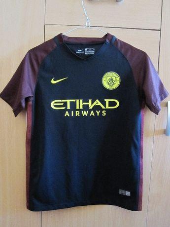 Koszulka Nike Manchester City roz:M 137-147, 10-12 lat