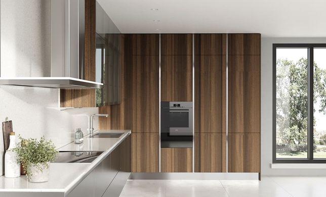 Срочно Немецкая новая кухня Siematic сталь, дуб, стекло 56000€ обмен