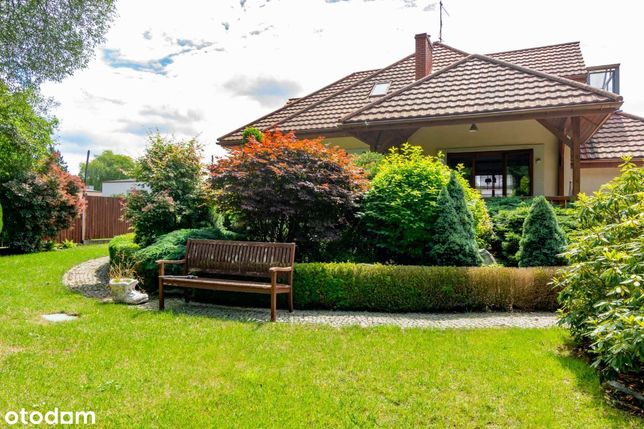 Sprzedam Dom Łódż--spokojna okolica/las za płotem