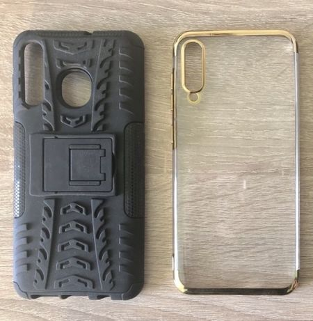 Etui Samsung A 50 (2szt.)