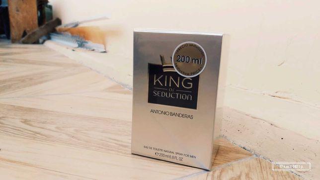 200ml Antonio Banderas King of Seduction x Montale x Lacoste