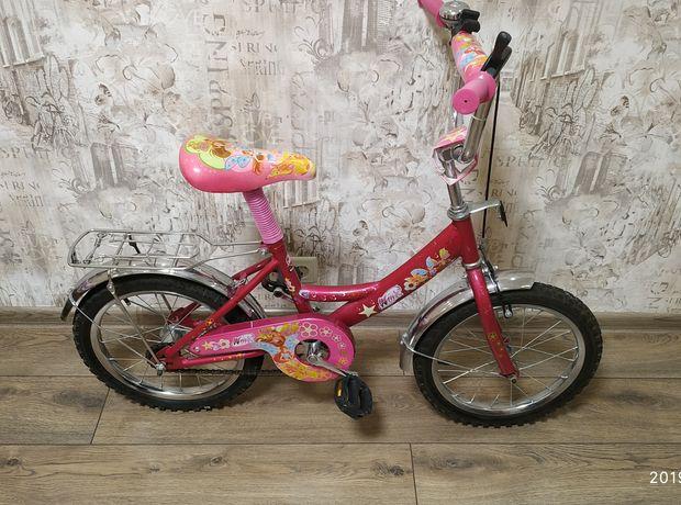 Продам велосипед для девочки на 16 колесах
