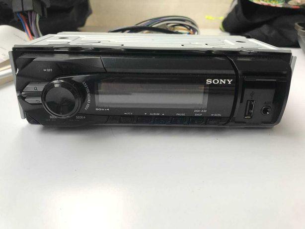 Автомагнітола SONY DSX-A30