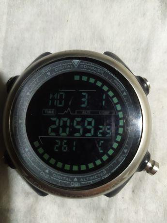Kompas,wysokościomierz,zegarek