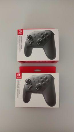 Mandos Nintendo Switch Pro Controller (Novos e Selados)