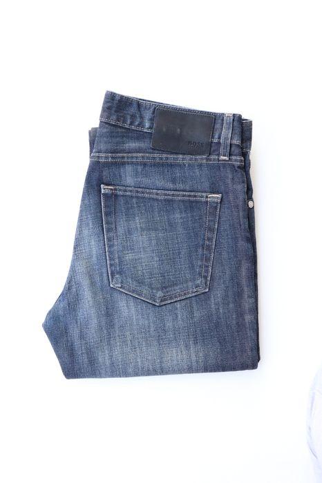 Spodnie męskie jeansy Hugo Boss Scout1 W32 L34 Węgierska Górka - image 1