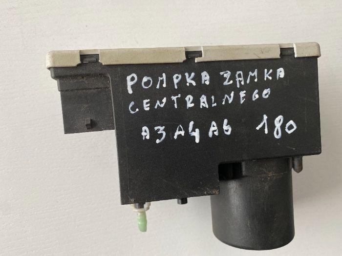 Pompka zamka centralnego audi a3 a4 8L0.862.257E Gołdap - image 1