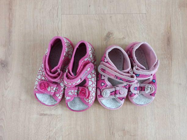 Sandałki pantofle befado viggami r 19 r 21