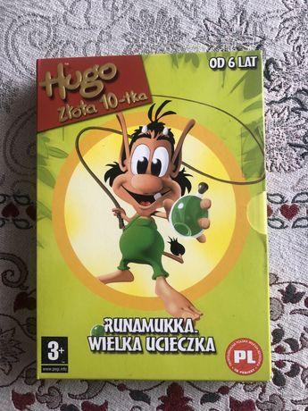 Gra PC hugo runamukka wielka ucieczka złota 10-tka