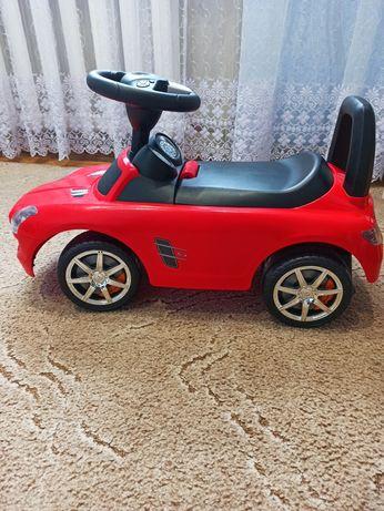 Машинка Mercedes талакар