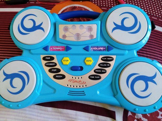 DRUM - Perkusja elektroniczna dla dzieci
