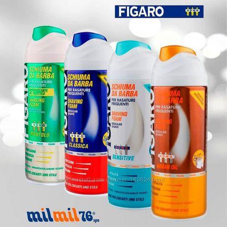 Пена для бритья Figaro. Made in Italy. Объем 400 ml