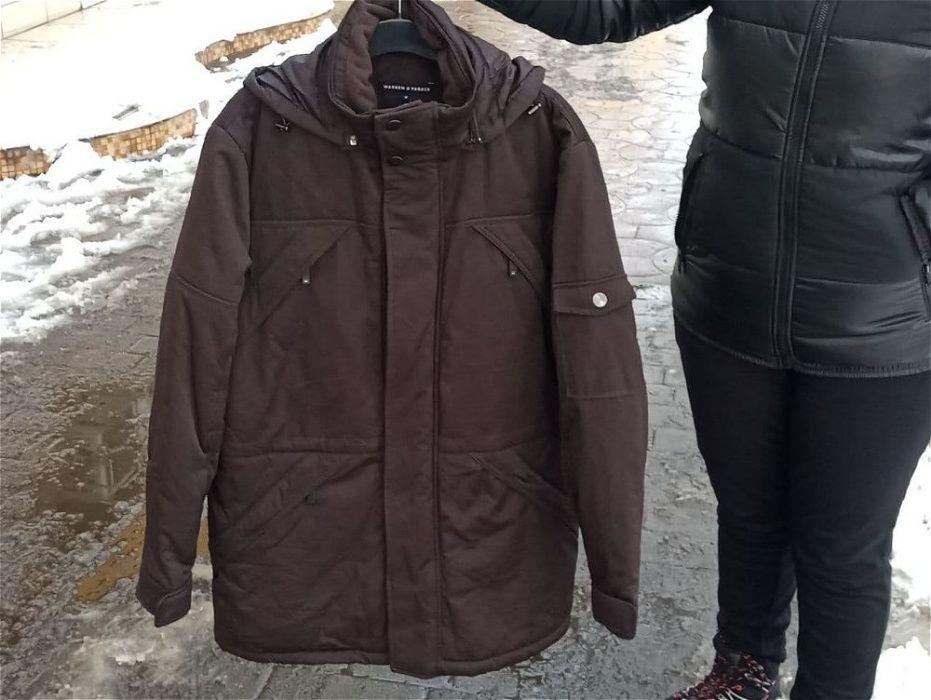 Зимняя мужская куртка Warren & Parker Житомир - изображение 1