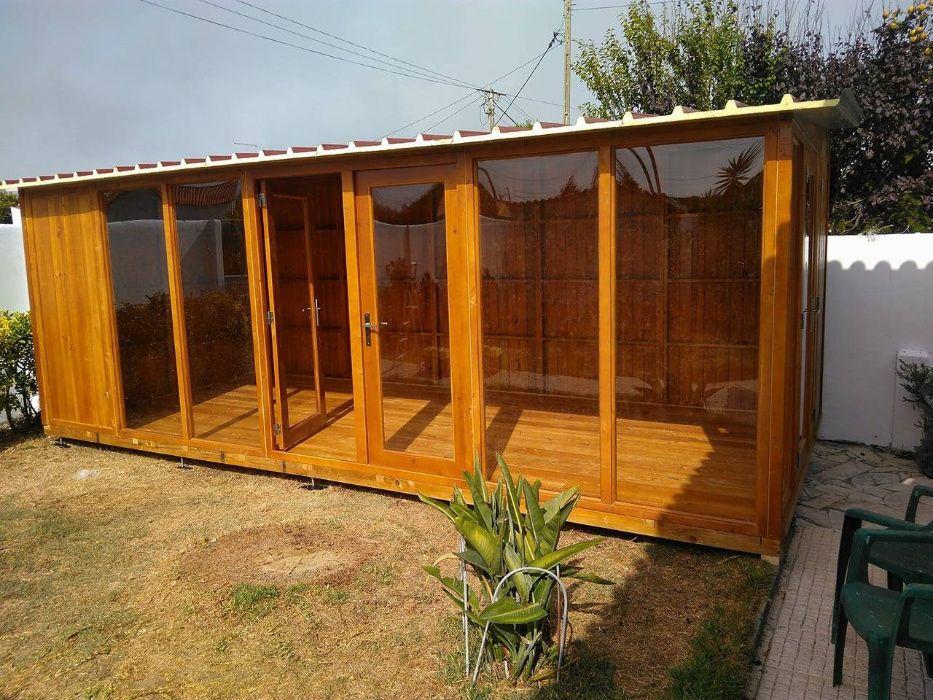 anexos de madeira Madeira&Conforto