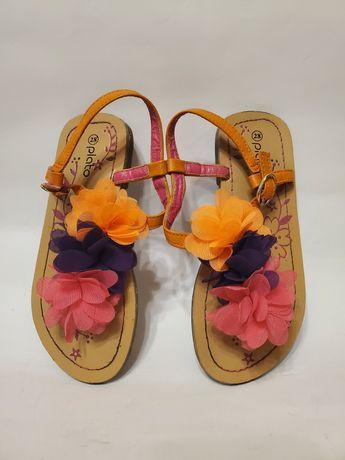 Красивые босоножки, сандалии Plato Intertop, 28 р