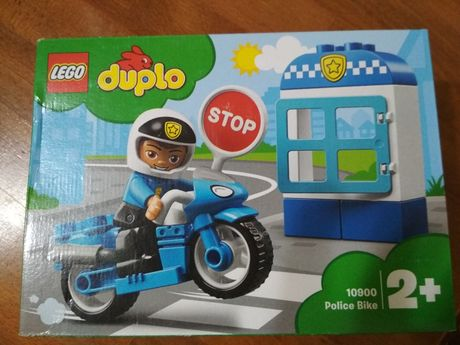 LEGO оригинал 10900 Полицейский мотоцикл