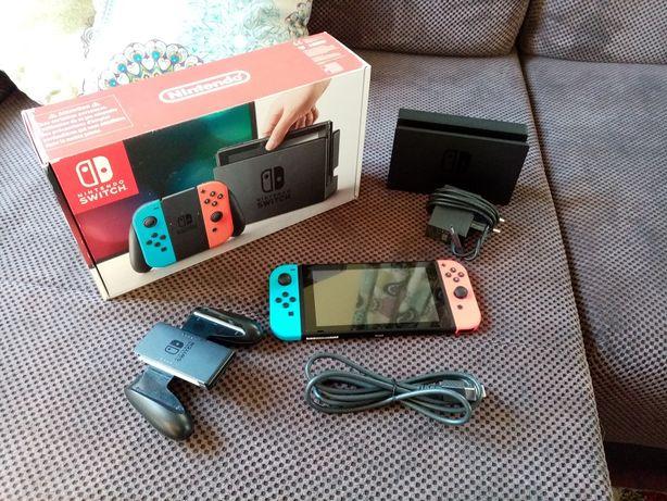 Konsola Nintendo Switch - gwarancja