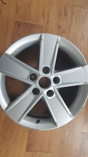 Skoda Octavia felga aluminiowa 16