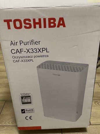 Toshiba Caf-X33XPL, очищувач повітря