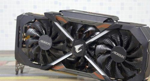 Gigabyte PCI-Ex GeForce GTX 1080 Ti Aorus 11GB