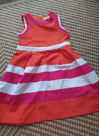 sprzedam śliczną sukienkę mayoral 116
