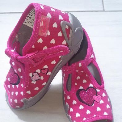 Buty BEFADO sandały, rozmiar 24, NOWE