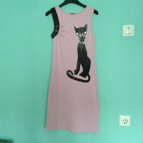 Платье кошка, размер S