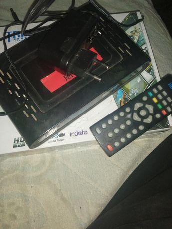 Цифровой приемник Т2, TRIMAX TR2012HD