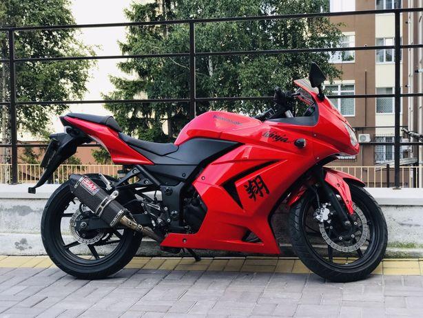 Kawasaki Ninja 250R мотоцикл, мото
